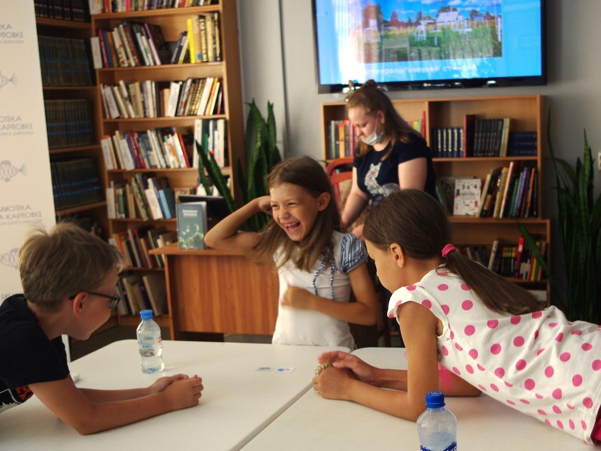 Интерактивное занятие для детей «Занимательное облаковедение»